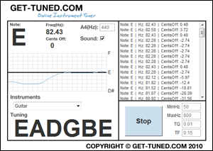PitchPerfect Musical Instrument Tuner (free) download ...