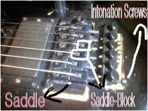 how to install floyd rose bridge to start
